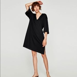 Zara dress with kimono sleeves